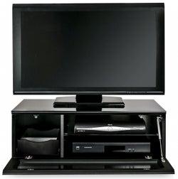 Alphason Element Black TV Cabinet for 39inch - EMTMOD850-BLK