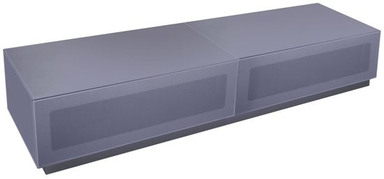 Alphason Element Grey TV Cabinet for 66inch - EMTMOD1700-GRY