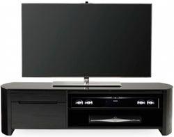 Alphason Finewood Black Oak TV Cabinet for 58inch - FW1350CB-BLK