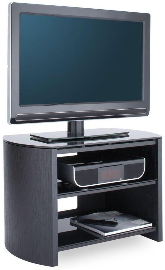 Alphason Finewood Black Oak TV Unit for 32inch - FW750-BV/B