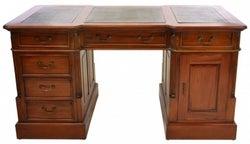 Ancient Mariner Mahogany Village Office Desk