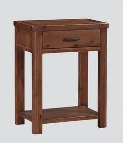 Andorra Dark Acacia Console Table