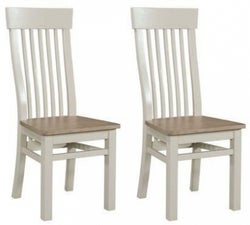 Clearance - Treviso Painted Dining Chair - New - E-462