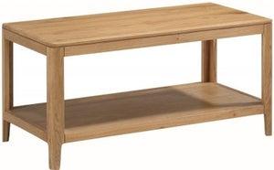 Dunmore Oak Coffee Table