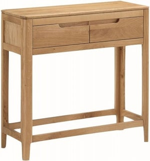 Dunmore Oak Large Hall Table