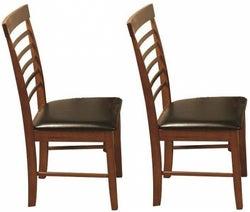 Hanover Dark Oak Dining Chair (Pair)