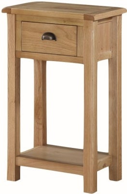 Kilmore Oak Console Table