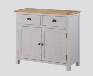 Kilmore Sideboard - Oak and Grey Painted