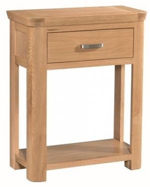 Treviso Oak Console Table