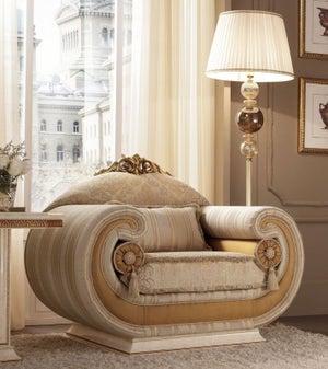 Arredoclassic Leonardo Italian 1 Seater Armchair