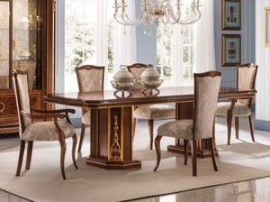 Arredoclassic Modigliani Mahogany Italian 200cm-300cm Rectangular Extending Dining Table