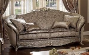 Arredoclassic Tiziano Italian 3 Seater Fabric Sofa