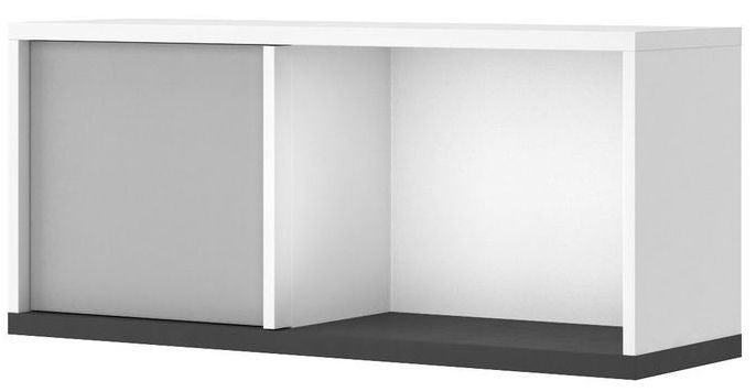 Grace White Wall Hung Cabinet