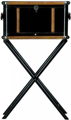 Authentic Models Black Ceylon Picnic Box