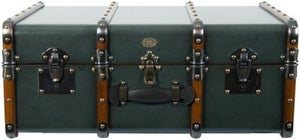 Authentic Models Stateroom Petrol Trunk Table