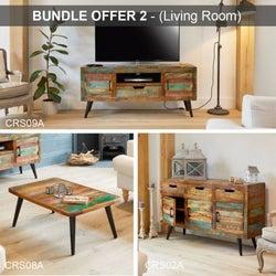 Baumhaus Coastal Chic Living Room Package