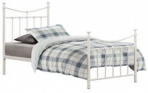 Birlea Emily Cream Metal Bed