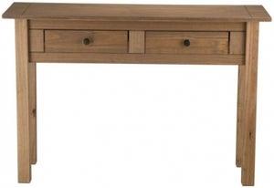 Birlea Santiago Pine Console Table