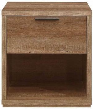 Birlea Stockwell Oak Bedside Cabinet