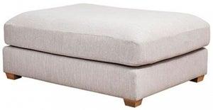 Buoyant Carter Fabric Footstool