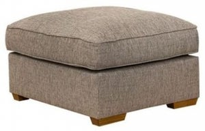 Buoyant Chicago Fabric Footstool