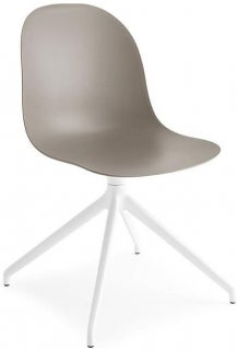 Connubia Academy Metal and Plastic Swivel Dining Chair CB1694 180