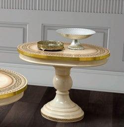 Camel Aida Day Ivory Italian Lamp Table