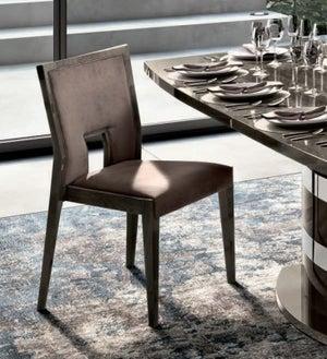 Camel Elite Day Silver Birch Italian Ambra Dining Chair