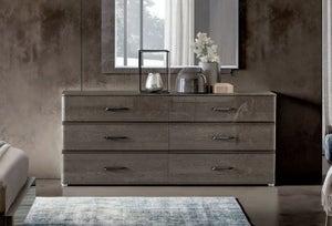 Camel Maia Night Silver Birch Italian Flat Version Large Dresser
