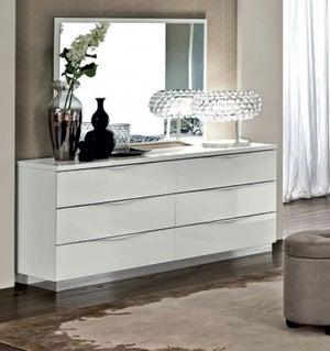 Camel Onda Night White Italian Medium Dresser