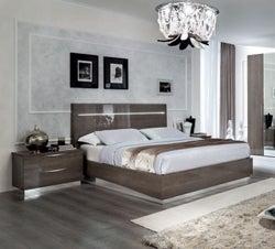 Camel Platinum Night Italian Legno Bed
