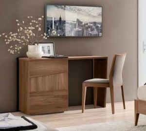 Camel Storm Night Wooden Italian Desk