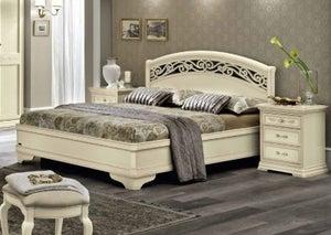 Camel Torriani Night Ivory Botticelli Italian Ring Bed