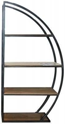 Carlton Additions Sail Metal Bookcase