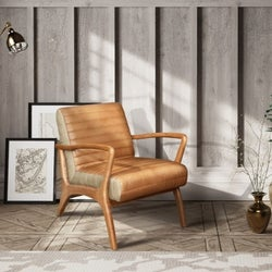 Carlton Additions Wilton Leather Relax Chair