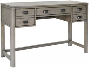 Clearance - Tempest Reclaimed Pine Dressing Table - New - E-838