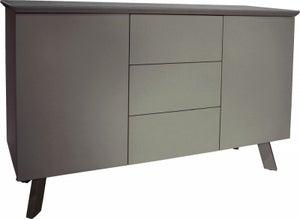 Flux Grey Large Sideboard