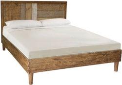 Loft Reclaimed Pine Bed