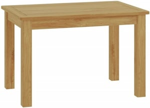 Portland Oak 120cm Dining Table