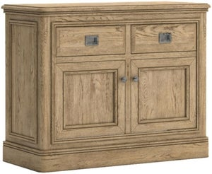 Versailles Oak Small Sideboard