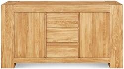 Clemence Richard Massive Oak Medium Sideboard
