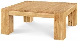 Clemence Richard Massive Oak Large Coffee Table