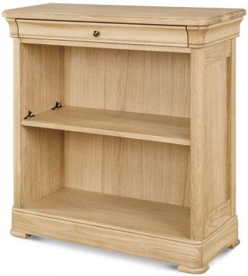 Clemence Richard Moreno Oak Bookcase