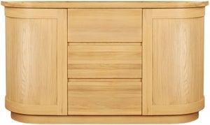 Clemence Richard Sorento Oak Sideboard