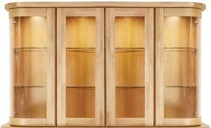 Clemence Richard Sorento Oak Sideboard Top