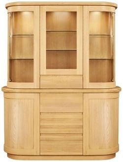 Clemence Richard Sorento Oak Medium Dresser