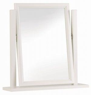 Corndell Annecy Cotton Painted Vanity Mirror