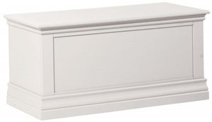 Corndell Annecy White Painted Blanket Box