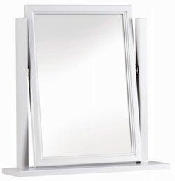 Corndell Annecy White Painted Vanity Mirror