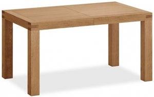 Corndell Sherwood Rustic Oak 150cm-190cm Extending Dining Table